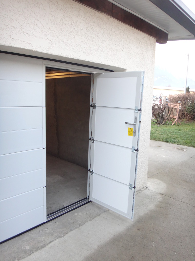 Porte de garage achat grenoble for Achat telecommande porte garage