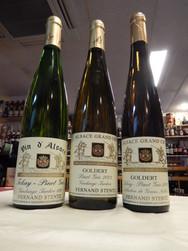 Alsace Vendanges Tardives