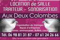 LOCATION DE SALLE AUX DEUX COLOMBES SCALIA TRAITEUR