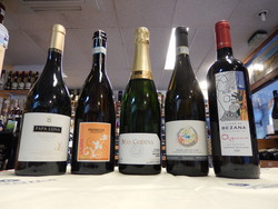 les vins étrangers