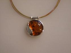 collier ambre - La boutique - ATELIER LE BERY'L