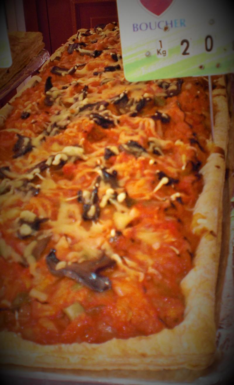 Pizzas - Quiches Tartes Pizzas - boucherie traiteur BIGOT - Voir en grand