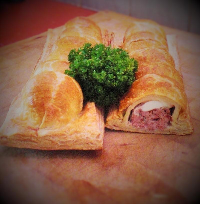Pâté Berrichon - Les spécialités - boucherie traiteur BIGOT - Voir en grand