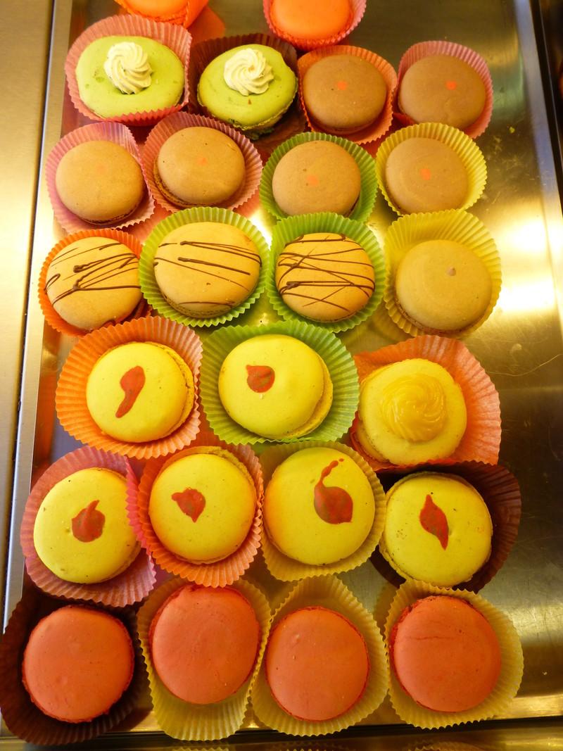 Les macarons - Les macarons - Boulangerie Patisserie Beau - Voir en grand