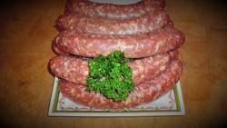 Saucisses MAISON - L'éventail de nos saucisses à base de Porc - boucherie traiteur BIGOT