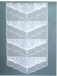 Rideau laize modulable  - rideaux au mètre - Annick Boutique - Voir en grand