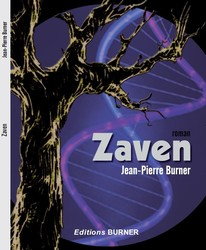 ZAVEN - science fiction - Editions Burner - Voir en grand