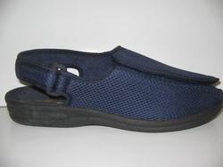 Mocassin Fargeot Quezon confort plus marine - Fargeot - Annick Boutique - Voir en grand