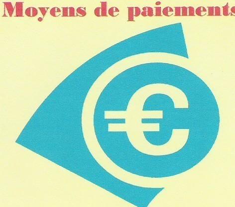 Paiements acceptés - Les moyens de paiment - Le Porcelet traiteur - Voir en grand