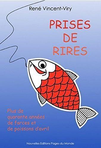PRISES DE RIRES - Librairie des Vosges - LE CHIQUITO MAISON DE LA PRESSE  - Voir en grand
