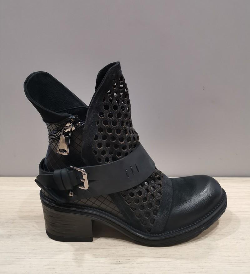 METAMOR'FOSE HACENE NOIR  - Bottines & Boots - Les souliers du poincaré - Voir en grand