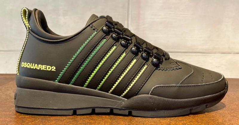 DSQUARED2 0137 M1434 - Chaussures Homme  - KYONY - Voir en grand