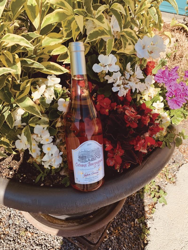 Bourgogne Rosé Domaine Carron - rosés - DISTRI ABOUT - Voir en grand