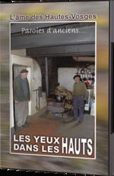 LES YEUX DANS LES HAUTS - DVD - LE CHIQUITO MAISON DE LA PRESSE