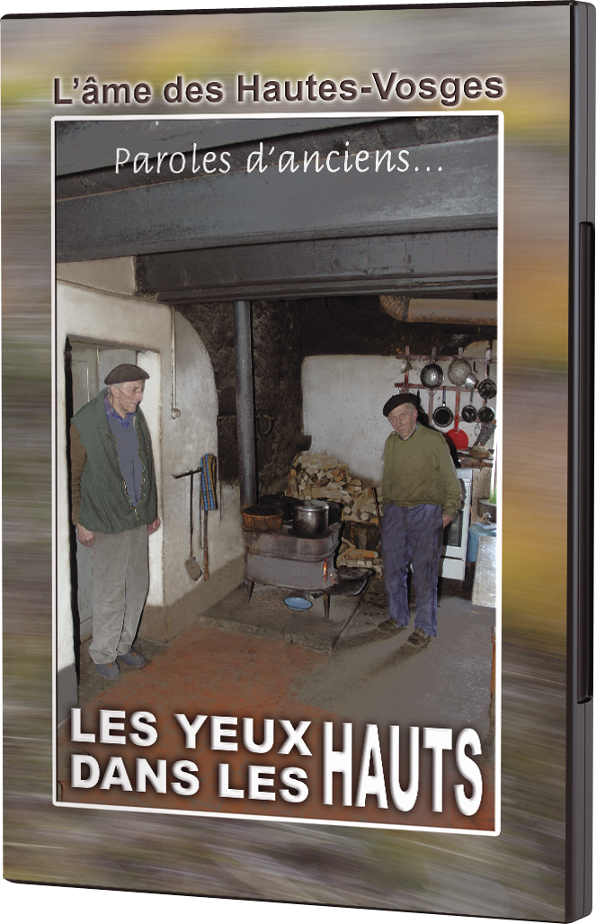 LES YEUX DANS LES HAUTS - DVD - LE CHIQUITO MAISON DE LA PRESSE  - Voir en grand