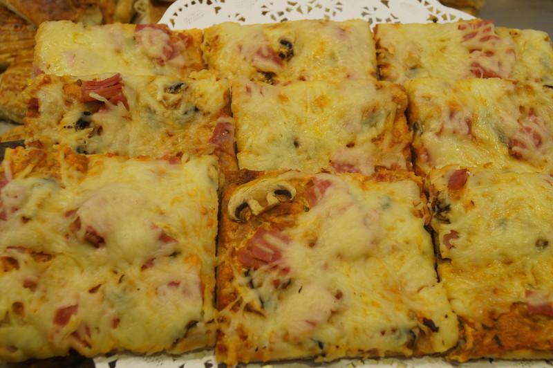 Nos parts de Pizzas - Voir en grand