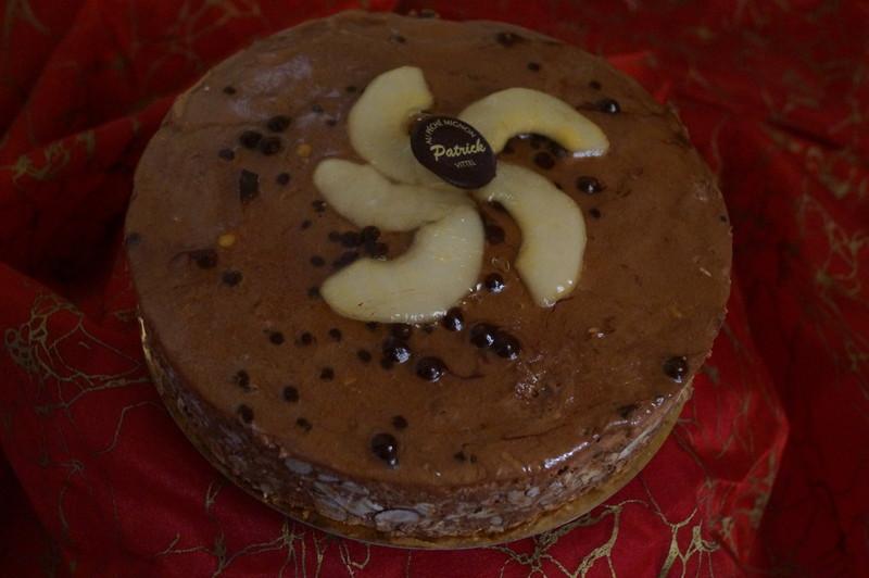 le lumière poires chocolat caramel - Voir en grand