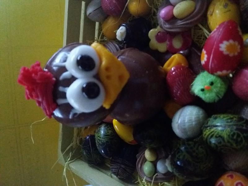 moulages chocolats de Pâques - Moulages Chocolats de Pâques - AU PECHE MIGNON - Voir en grand