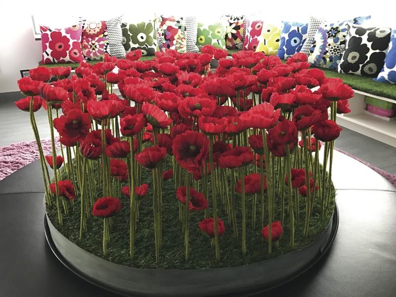 Du sur mesure! pour particulier et professionnel - Fleurs artificielles - VATRY-FLEURISTE.COM - Voir en grand