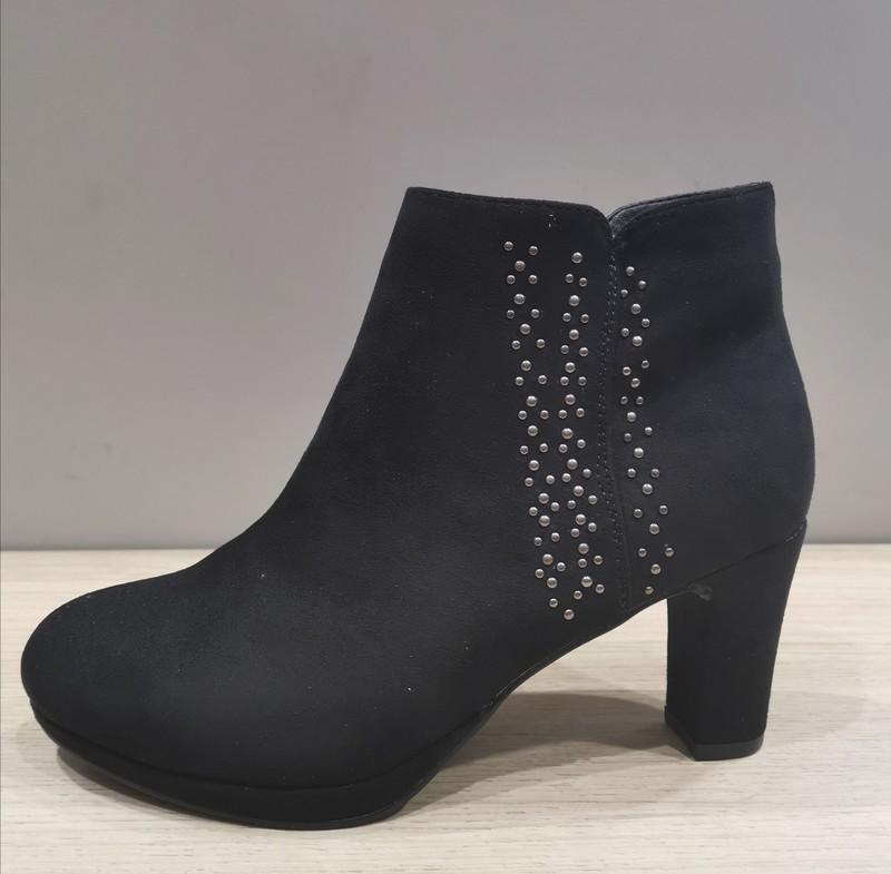MARIAMARE - Bottines & Boots - Les souliers du poincaré - Voir en grand