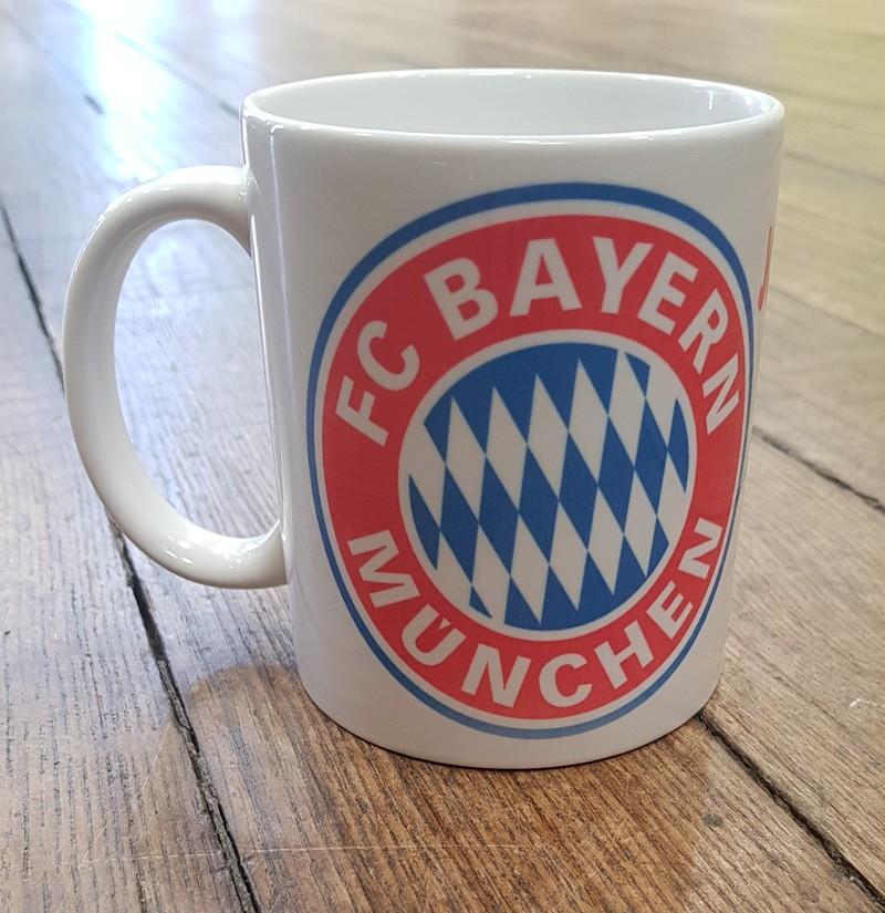 Mug/Tasse Bayern münchen - Voir en grand