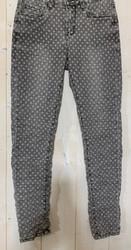 Jean de la marque Toxik gris imprimé pois - 2.jpeg