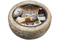 Tomme de savoie - Pâte pressée  - FROMAGERIE MARTINEAU  - Voir en grand