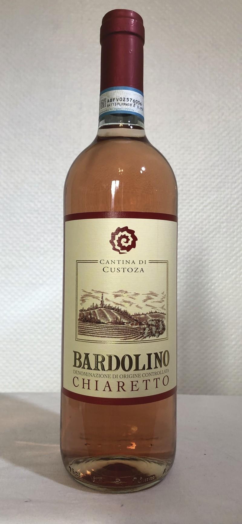 Bardolino Chiaretto - Voir en grand
