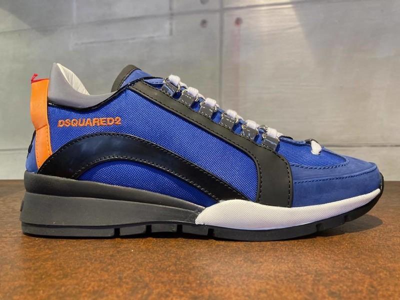 DSQUARED2 0505 M132 - Chaussures Homme  - KYONY - Voir en grand