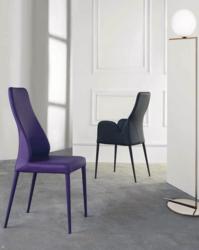 Chaise et Fauteuil MATHILDE - Chaises recouvertes - Stylirex Depuis 1976 - Voir en grand