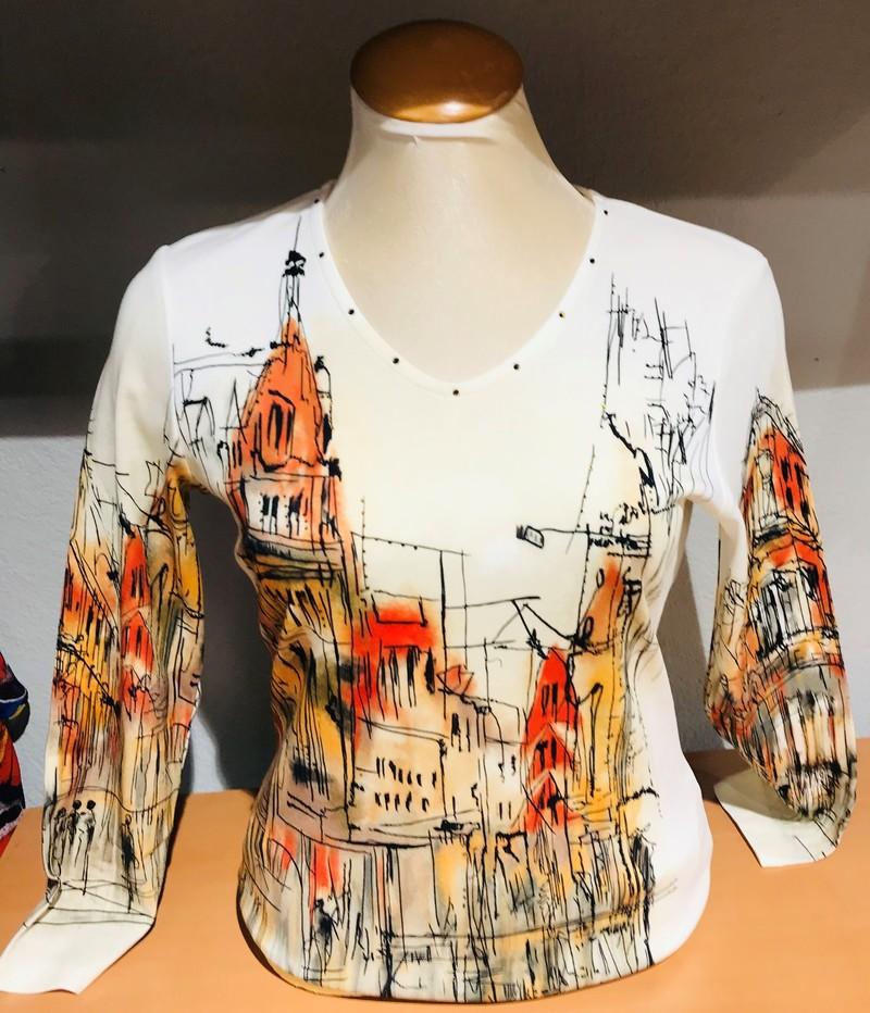tee-shirt Kalisson Emma - Tee shirts - VOTRE BOUTIQUE - Voir en grand