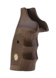 Plaquettes bois pour revolver Alpha-Proj Taille GRANDE - PLAQUETTES POIGNEES ARMES DE POING - GIPECHASSE - Voir en grand