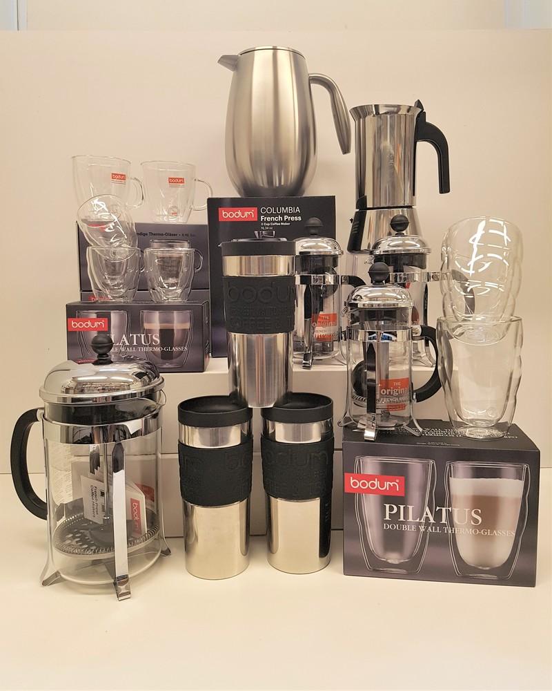 Accessoires Café -  - MARCHE ET CAFE - Voir en grand
