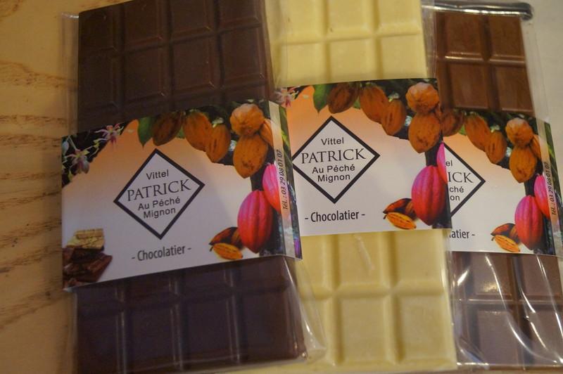 pur beurre de cacao - Voir en grand