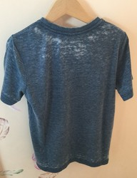 Tee Shirt Burny LEVI'S - Anne plumes Nancy  - Voir en grand