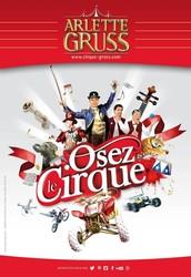 Cirque Arlette Gruss - Spectacles et Concerts - TCHIZZ pour CARS FERRY - Voir en grand