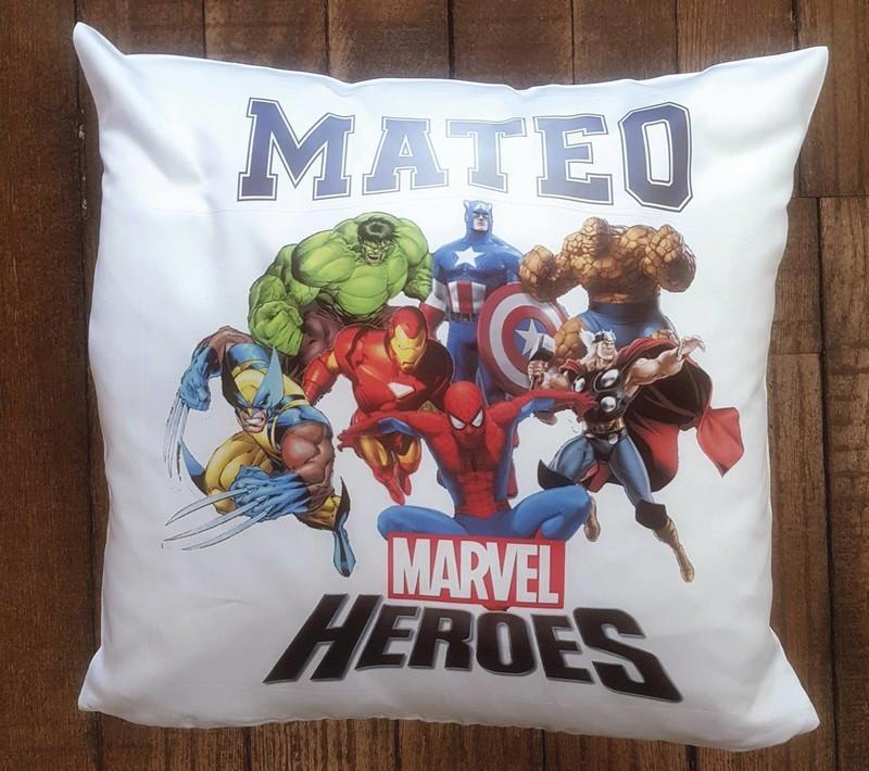 Mateo Marvel Heroes - Voir en grand