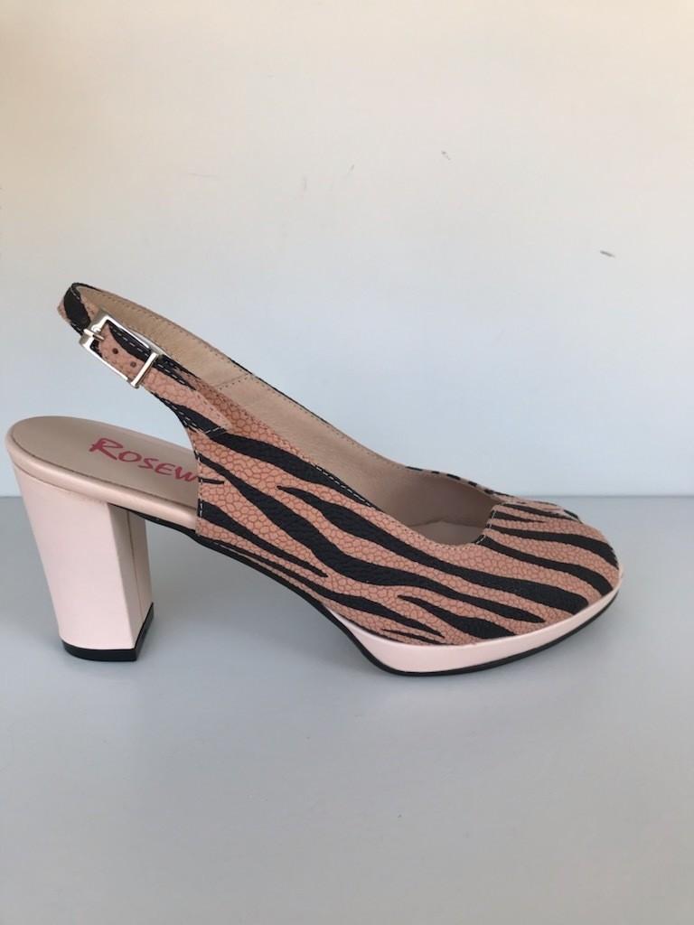 ROSEWOOD Elisa - Sandales habillées - Empreinte - Voir en grand