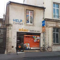 AXEO SERVICES  - Services  - Les Vitrines de Nancy