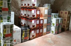 Les vins rosés en BIB (bag in box) - ROSE - CELLIER SAINT ALAIN - Voir en grand