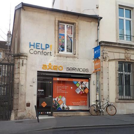 AXEO SERVICES  - Services  - Les Vitrines de Nancy  - Voir en grand