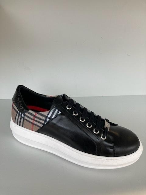 ROSEWOOD Katy noir - sneakers - Empreinte - Voir en grand