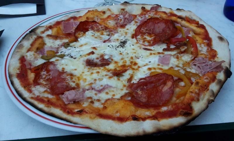 Nos pizzas à base de chorizo à emporter Le Capri - Nos Pizzas à emporter Restaurant Le Capri à Golbey - RESTAURANT PIZZERIA LE CAPRI - Voir en grand