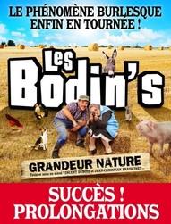 Les Bodin's - 1er décembre - Spectacles et Concerts - TCHIZZ pour CARS FERRY - Voir en grand