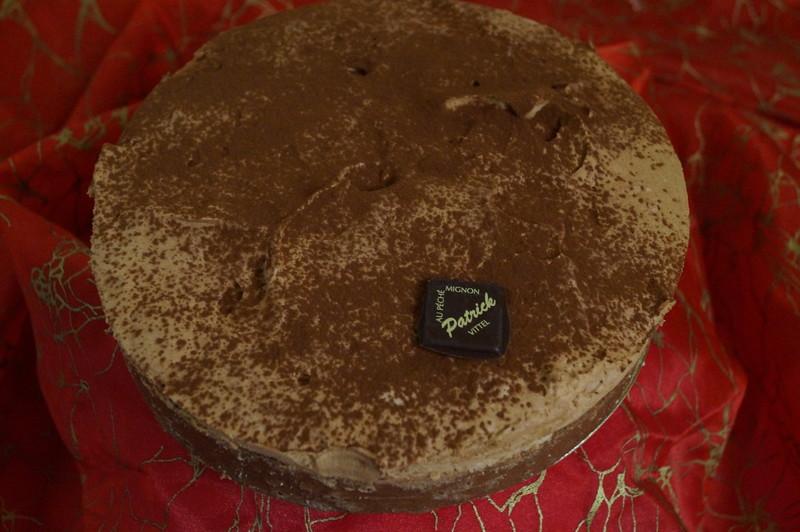 le craquant aux deux chocolats avec son croustillant - Voir en grand