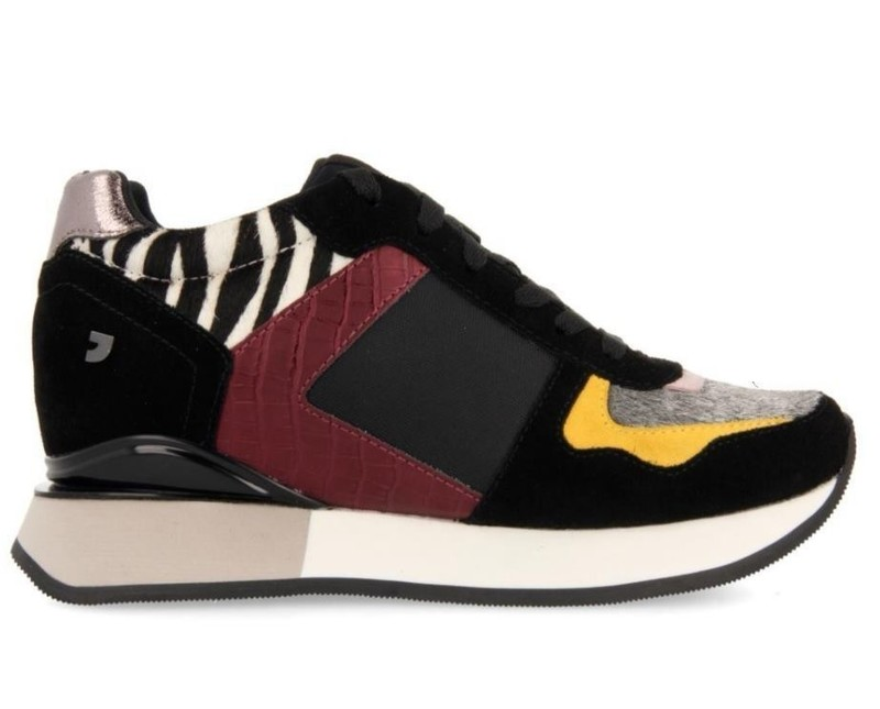 GIOSEPPO MESSANCY - BASKETS / SNEAKERS - Les souliers du poincaré - Voir en grand