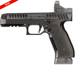 PISTOLET LAUGO ARMS ALIEN 500 CAL 9X19 - LAUGO ARMS - GIPECHASSE - Voir en grand