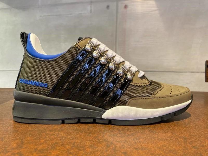 DSQUARED2 0146 M2021 - Chaussures Homme  - KYONY - Voir en grand
