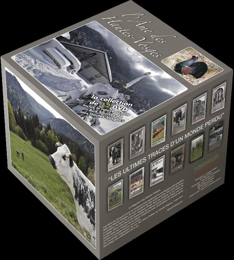 COFFRET DE 12 DVD  - DVD - LE CHIQUITO MAISON DE LA PRESSE  - Voir en grand