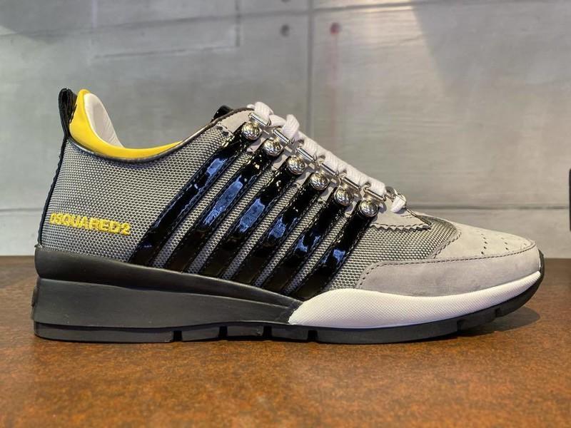 DSQUARED2 0146 M2006 - Chaussures Homme  - KYONY - Voir en grand